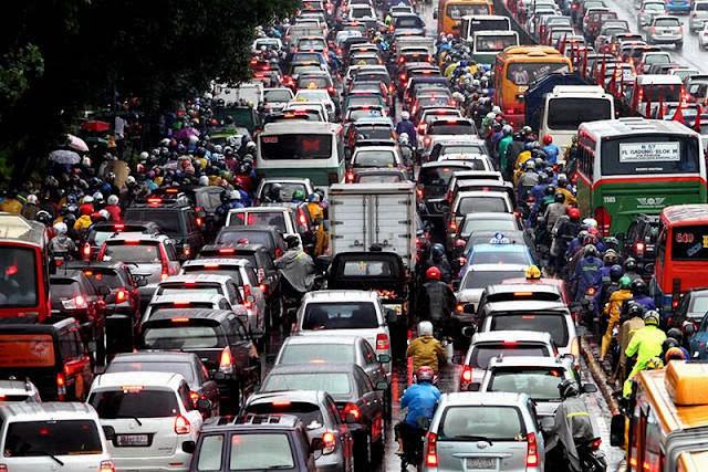 Berprestasi, Bidang Transportasi Pemprov DKI Diakui Dunia
