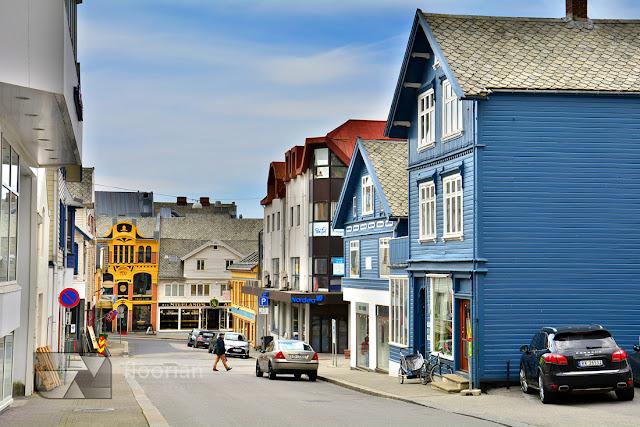 Spacer po ulicach Haugesund - malownicze norweskie miasto - Ojczyzna Królów Wikingów! Przewodnik, atrakcje turystyczne, informacje praktyczne.
