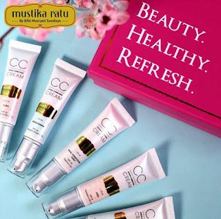 CC Cream Mustika Ratu SPF 30