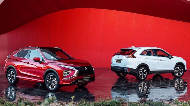 Mitsubishi SUV Eclipse Cross 2021 Tingkatkan Kenyamanan Pengemudi dan Dinamika Berkendara.lelemuku.com.jpg