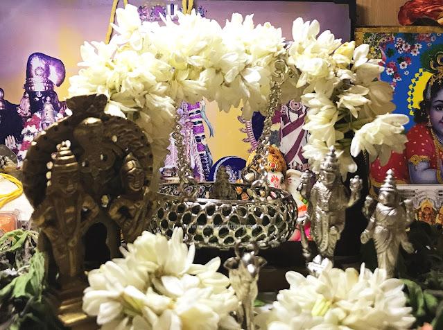 A sneak peek into the traditional way of Celebrating Sri Krishna Jayanthy / Janmashtami,  Gokulashtami, Paancharatra Sri jayanti