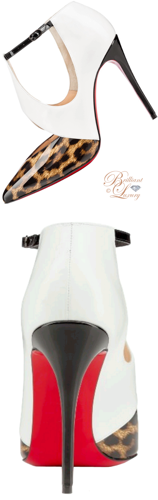 Brilliant Luxury ♦ Christian Louboutin Dictata pump