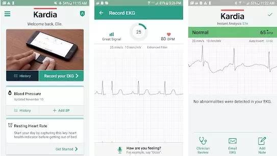 Aplikasi Android untuk memantau Kesehatan Jantung-5