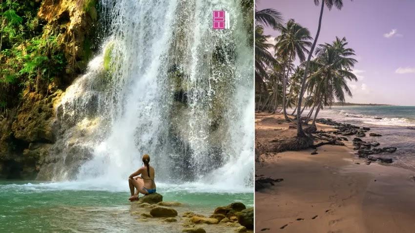 Il Salto Del Limon a Samanà e Playa del Limon