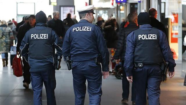 Γερμανία: Εντατικοποιούνται οι έλεγχοι στα σύνορα της χώρας