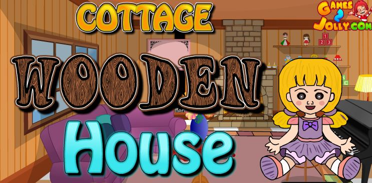 Cottage Wooden House Escape Walkthrough
