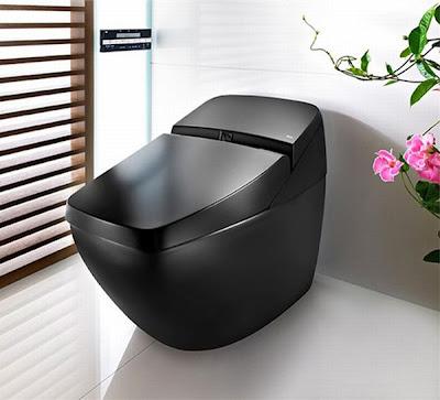 Baño de ultima tecnología