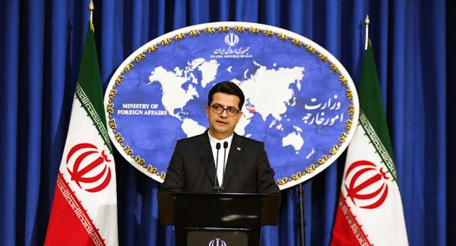 الخارجية الإيرانية: الحظر الأمريكي أثر سلبا على قطاع الصحة