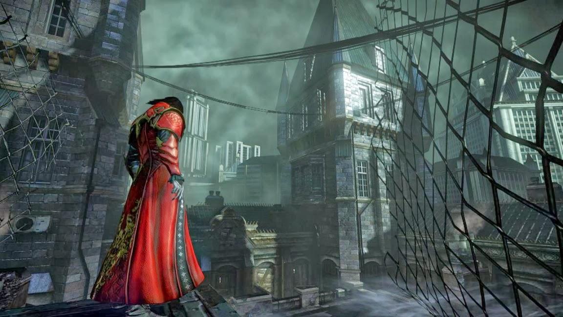 تحميل لعبة castlevania lords of shadow 1 مضغوطة