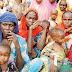 Sojojin Nijeriya Na Gudu Su Bar Matan Da Suka Yi Wa Ciki a Borno