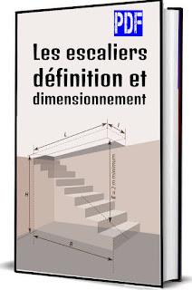 Les escaliers définition et dimensionnement pdf