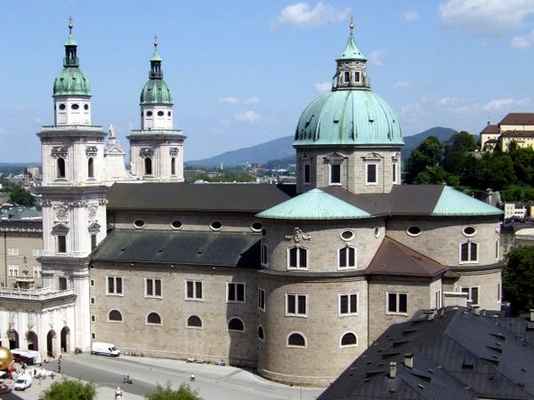 Catedral de Salzburgo (Salzburgo, Austria)