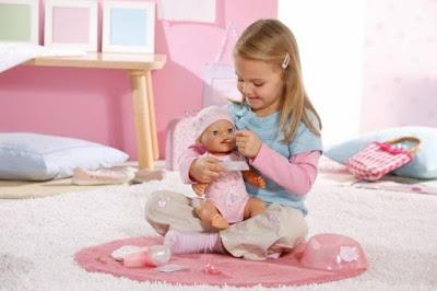 Ляльки і діти