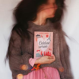 #86 Oddać serce - Lindsay Harrel - recenzja  - czy warto przeczytać?