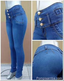 Jeans de Mezclilla para mujer 2021