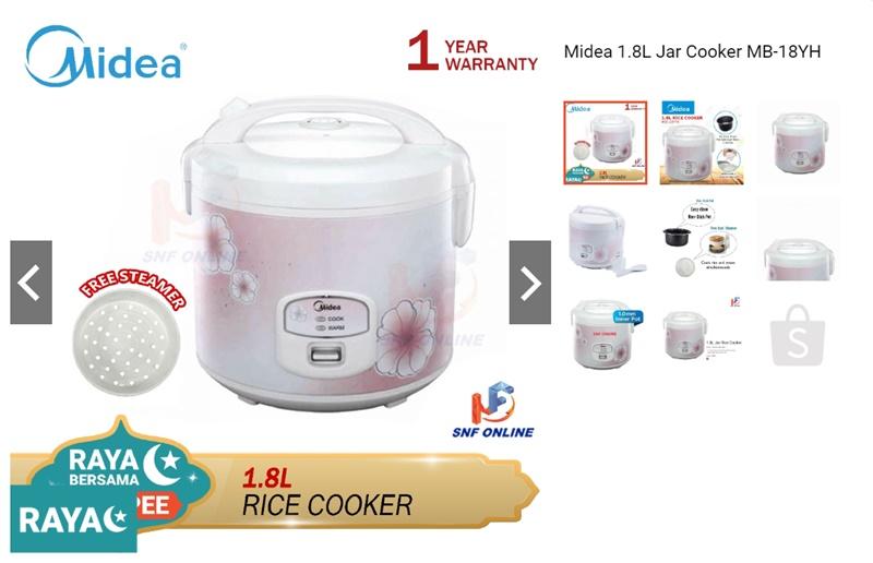 Rice Cooker Murah