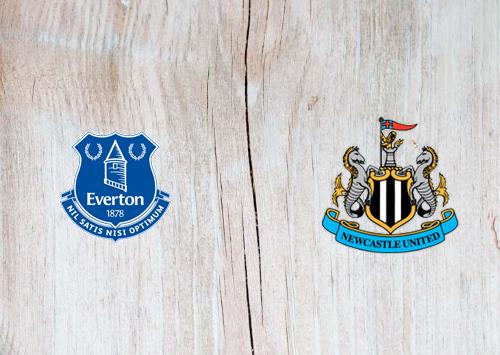 Everton vs Newcastle United -Highlights 21 January 2020