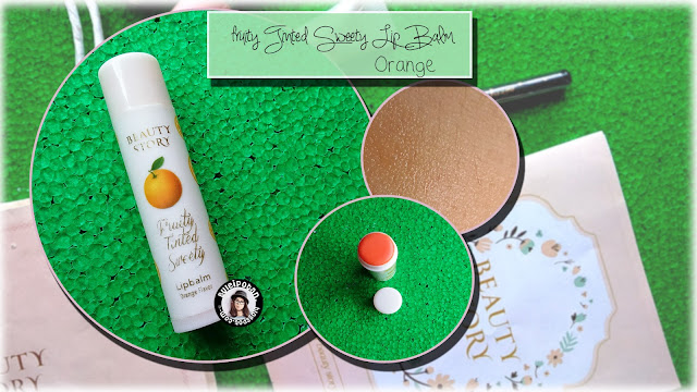 Beauty Story Fruity Tinted Sweety Lip Balm