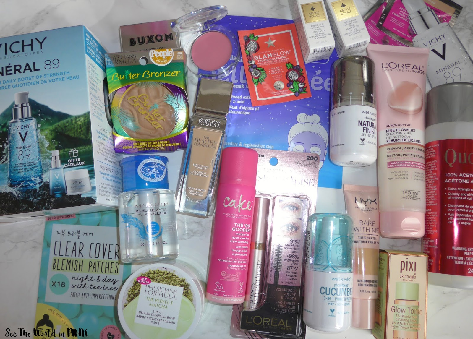 September 2019 What I Bought - Monthly Haul!