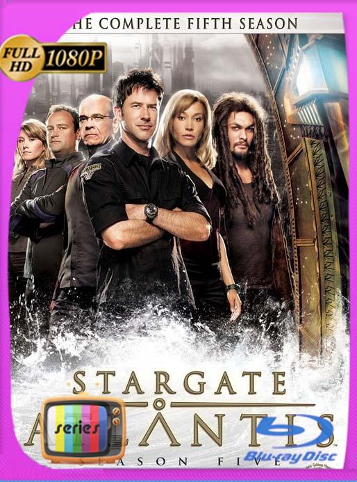 Stargate Atlantis Serie Completa[1080p] Latino [GoogleDrive] SilvestreHD