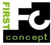 First concept logo
