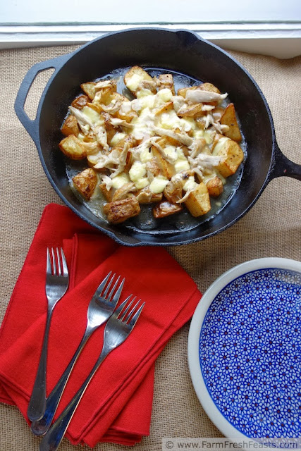 Thanksgiving Leftover Remake--Poutine?!