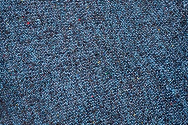 turquoise tweed
