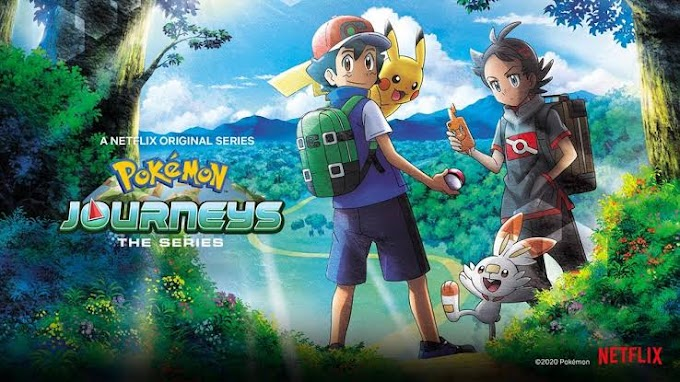 Pokémon Season 23 : Journeys: The Series All English Episodes