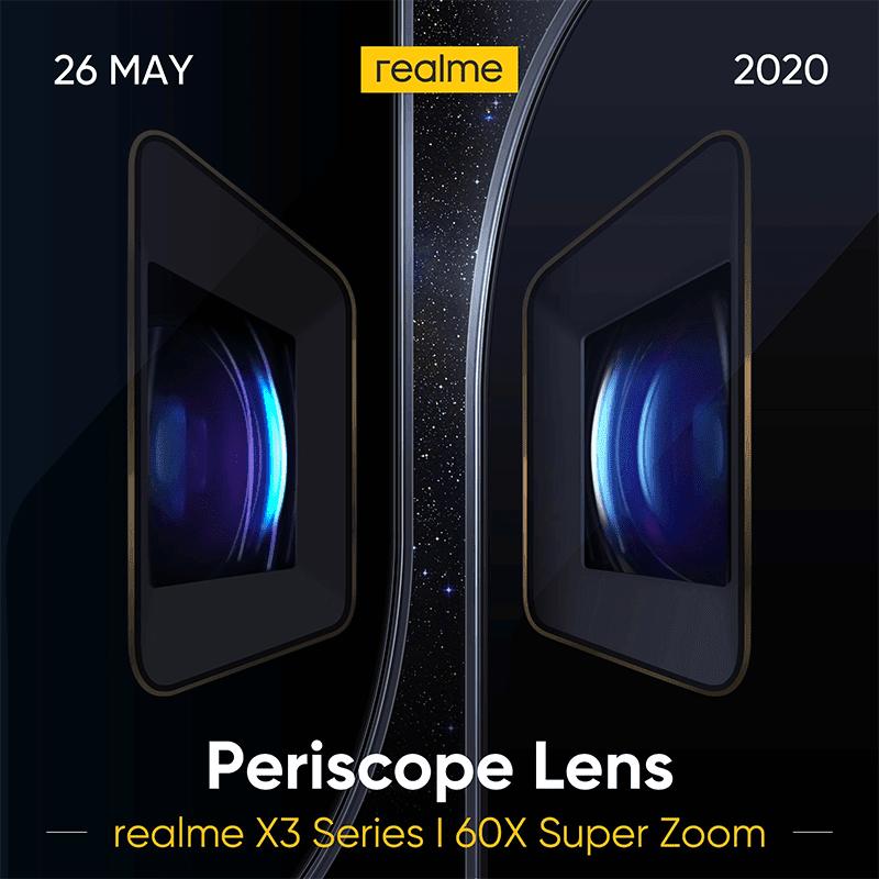 Periscope lens