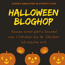Halloween Bloghop LINKPARTY