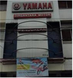 Dealer Yamaha DIRGANTARA MOTOR 1 Jakarta Pusat