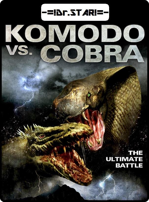 Komodo vs. Cobra 2005 480p 300MB WEBRip