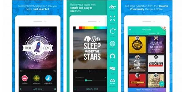 Aplikasi Desain Logo Online dan Offline