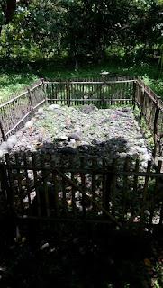 Makam Panglima Perang Prabu Kian santang
