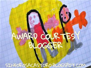 Passato E Presente Un Premio Dalla Cara Amica Fiore Ringrazio