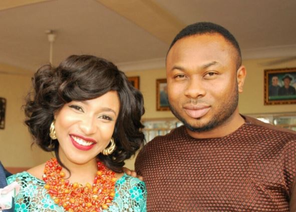 tonto dikeh wedding introduction
