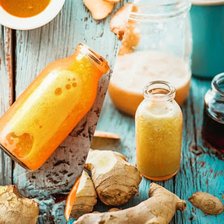 Immune increase special ginger drinks