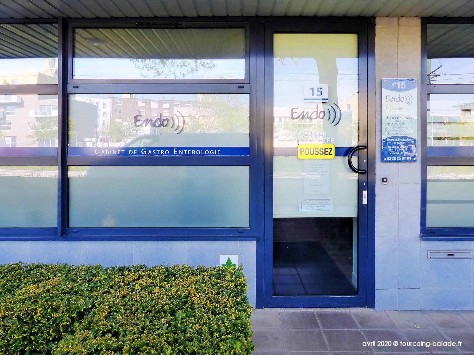 Cabinet Gastro-Entérologie ENDO, Tourcoing 2020