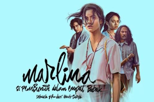 Marlina Si Pembunuh Dalam Empat Babak (2017) WEBDL Full Movie