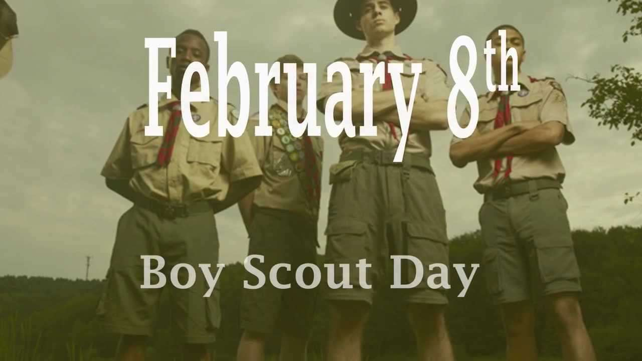 National Boy Scout Day Wishes for Whatsapp