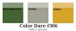 Color Dare #306 - Closes Thur Aug 30th