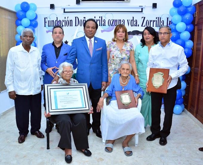 Fundación Sirila Ozuna celebra su 14 aniversario;  Reconoce a tres damas meritorias