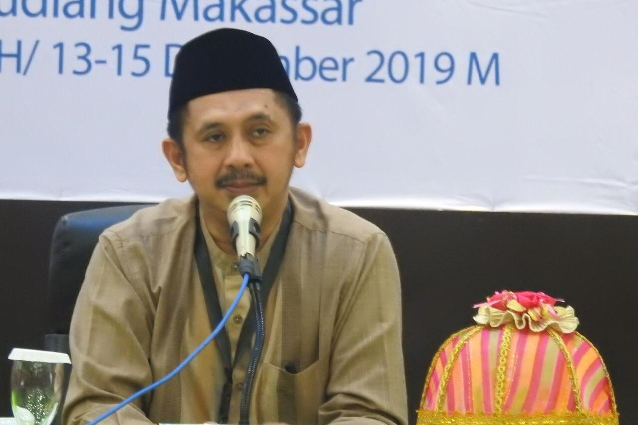 "Dari Arena Mukernas XII, Wahdah Islamiyah Luncurkan Aplikasi ""Tabik Ustadz"""