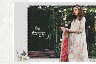 Shree Fab Mbroidered Vol 10 Pakistani Suits New Collection In Wholesale Rate