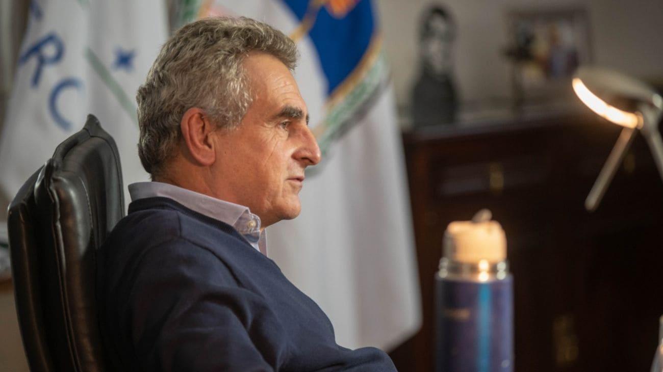 Agustín Rossi Ministro de Defensa