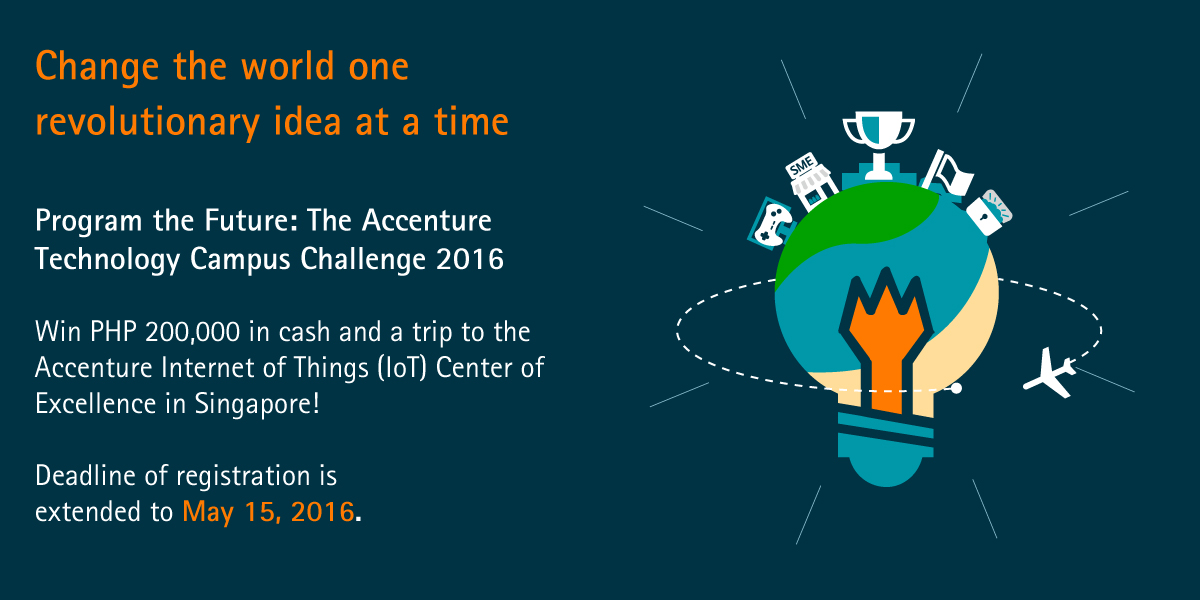 Program the Future: The Accenture Technology Campus Challenge 2016