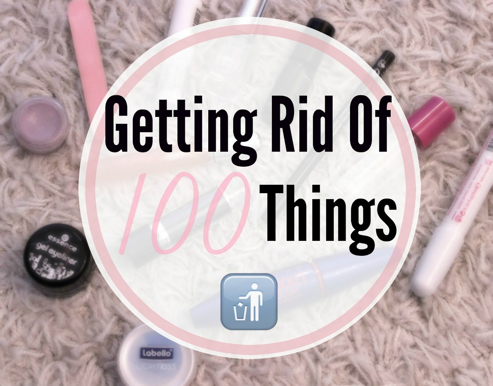 how to get rid of things