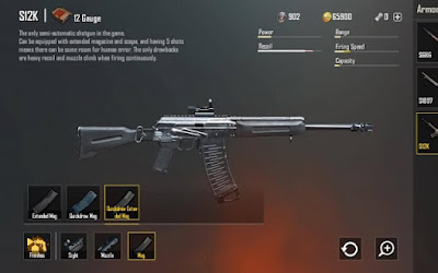 Những khẩu shotgun thường rất giật với độ chum đạn thấp nên độ chuẩn xác không tốt