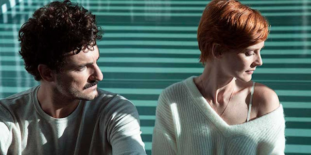 Ana Polvorosa y Miki Esparbé protagonizan 'A quien dices amar'