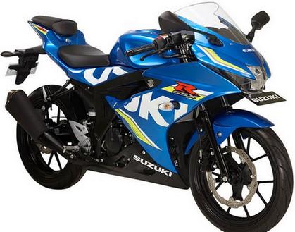 Harga Suzuki GSX-R150